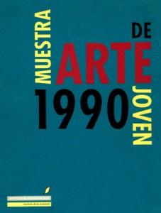 Exhibition_Muestra_de_arte_Joven_1990