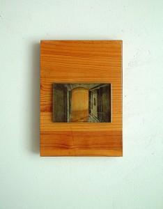 LANSCAPE-II-1992-Resina-de-poliester-collage-madera-21-x-29,5-x-3-cm