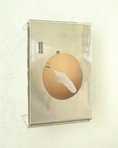 METHACRYLATE-XI-1995-Plastico-estano-collage-14-x-21-x-4-cm