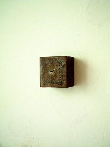 OBJET-TROUVE-XIII-Switzerland-1991-iron-collage-4-x-4-x-35-cm