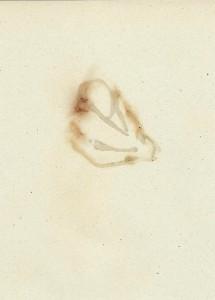 PROFILES-VII,-1994-Match-on-paper-21-x-29,5-cm