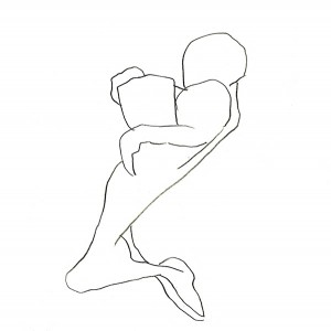 UNTITLED,-1989-Graphite-on-paper-21-x-29-cm-(6)
